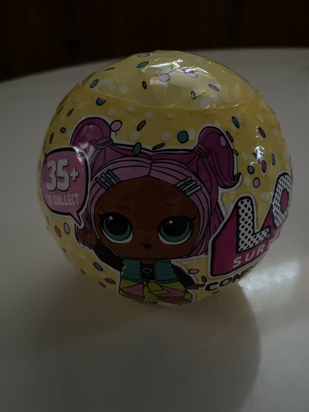 Confetti Pop Series 3 Wave 2 Brand New Authentic! LOL Surprise