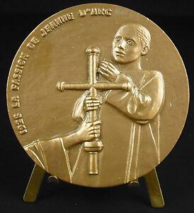 Medaglia-la-Passion-Della-Jeanne-Arco-1928-da-Carl-Dreyer-Cinema-Denmark-Medal