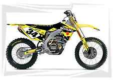 2010 2011 2012 2013 2014 2015 2016 RMZ 250 GRAPHICS KIT SUZUKI RMZ250 MX DECALS