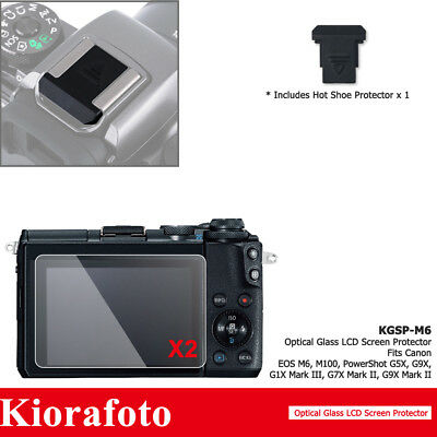 Camera Screen Protector For Canon EOS M50 M100 PowerShot G9 G7 G5