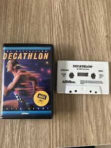 Decathlon-msx-rare