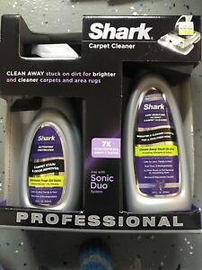 Shark Carpet Cleaner Concentrate Shampoo For Sonic Duo