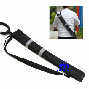 The Golf Club Styled Umbrella | Gadgetsin |Umbrella With Carrying Case Strap