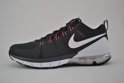 Nike Air Max TR 180 Gris AnthraciteBlancRouge Homme Running Baskets UK 8.5 _ 13   eBay