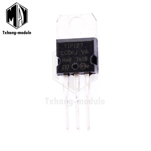 Transistor TIP107//122 TIP125 TIP120 TIP147T TIP32C TIP41C TIP3055 A2TM