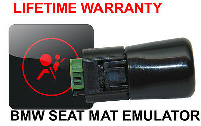 Sedile Tappetino Occupazione Sedile Simulatore BMW e46 e39 e38 e36 e34 Airbag Sedile Sensore SRS