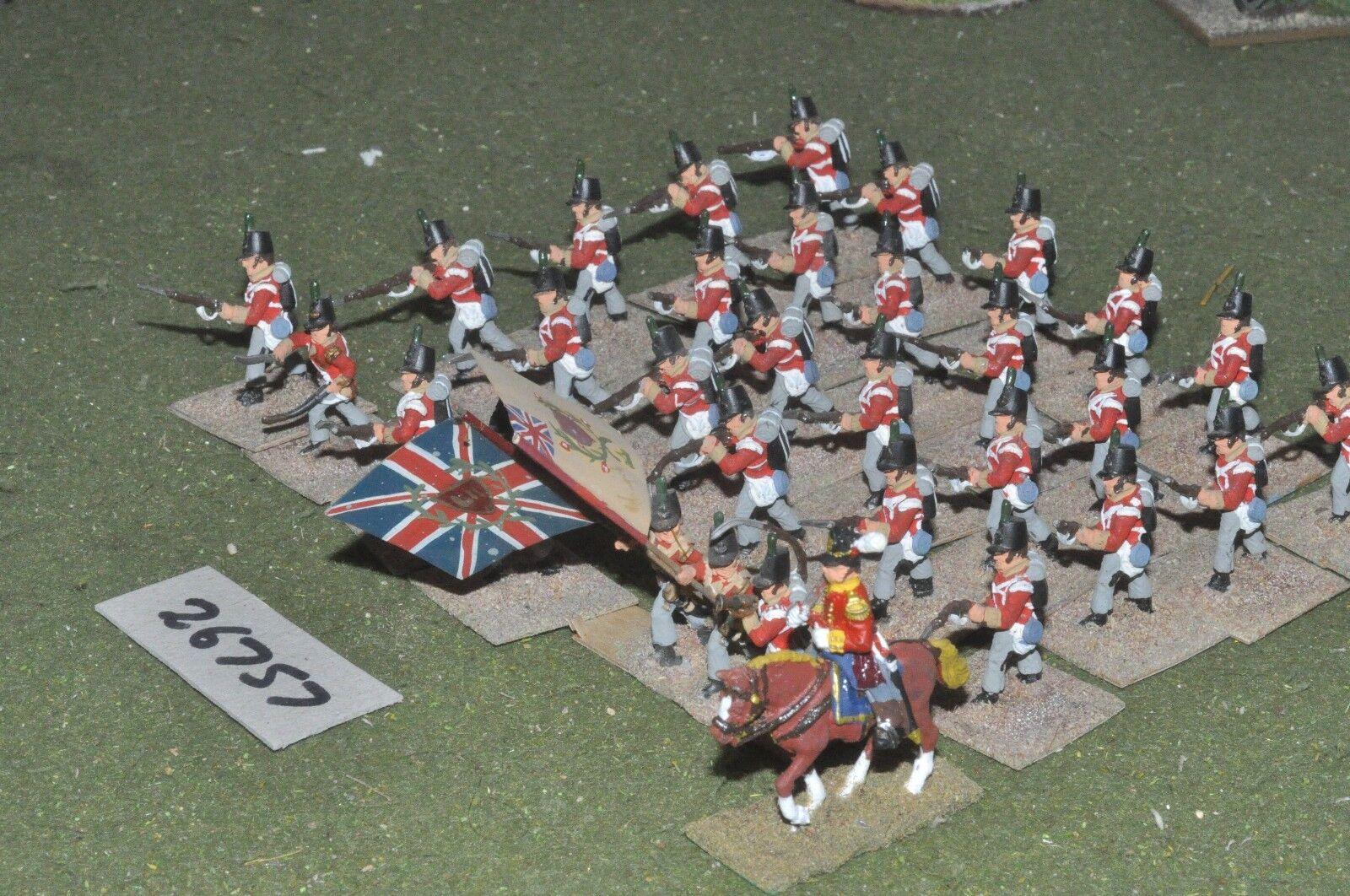 25mm napoleonic   british british british - light 32 figures - inf (26757) 2cecf4