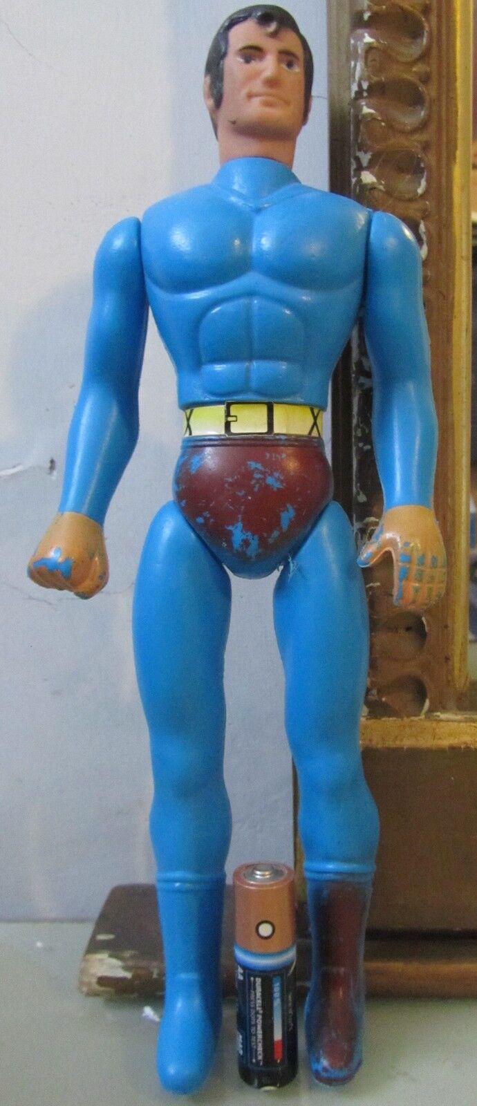 Superman DC Action Figure posabile snodato vintage hong kong