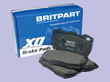 Land Rover Discovery 4 Rear Brake Pads OEM Spec XD Pads LR032377 x 1