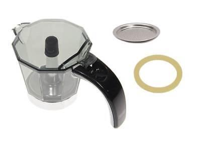 Delonghi filtro doccetta caffettiera moka Alicia 6 tazze EMK6 EMKE63
