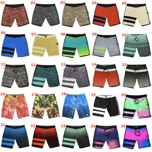 Hurley-Phantom-4Way-Stretch-Swim-Board-Shorts-Men-039-s-Beach-Shorts-Surf-Shorts-000