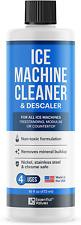 Essential Values Ice Machine Cleaner 16 Fl Oz Nickel Safe Descaler Ice Maker