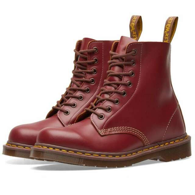 Dr.Martens 1460 Made IN England Oxblood