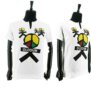 Michael Jackson Cotton OLODUM Tee T-shirt They Don't Care About Us
