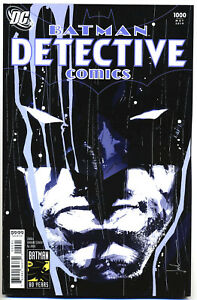 DETECTIVE-COMICS-1000-NM-Jock-Cover-Neal-Adams-DC-Comics-2019-Free-Ship