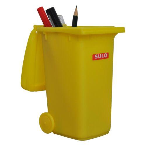 Mini-Mülltonne und Müllcontainer Sulo Miniatur für den Schreibtisch und zu Hause Basteln & Kreativität