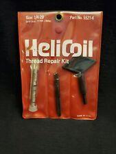 Heli Coil Helicoil Thread Repair Kit 14 20