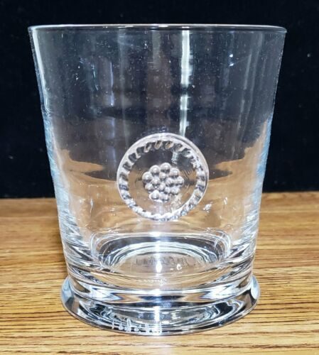 JULISKA BERRY /& THREAD DOUBLE OLD-FASHION GLASS  NEW