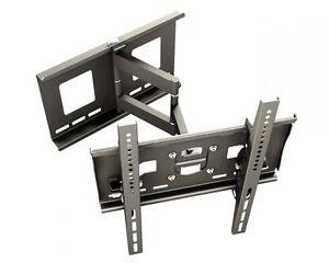 tv wandhalterung schwenkbar neigbar f r samsung fernseher 40 42 47 50 55 zoll ebay. Black Bedroom Furniture Sets. Home Design Ideas