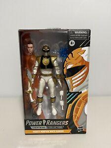 Power Rangers White Ranger Spectrum Target Exclusive