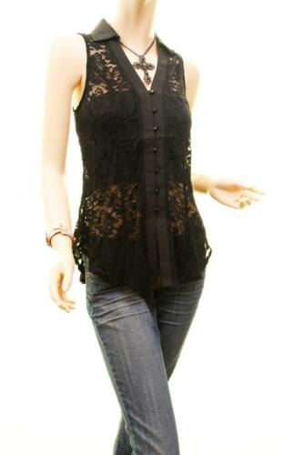 Victorian Renaissance Medieval Pirate Gothic Steampunk Laced Blouse Shirt Top BK