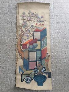 Korea Joseon Dynasty Painting / W 44×H 117 [cm]