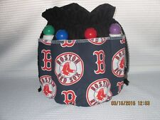 Bingo Bag  .  Boston  Red  Sox   Gift  Graduation  Travel Bag