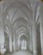 Interior of Santa Maria Novella, Florence,Italy,Magic Lantern Glass Slide