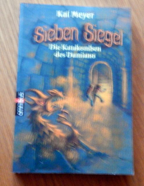 Sieben Siegel - Die Katakomben des Damiano: BKai Meyer