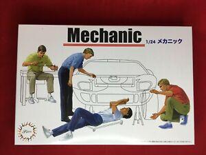 Fujimi-Model-1-24-Garage-amp-Tool-Series-No-3-Mechanic-Plastic-Model-GT-3