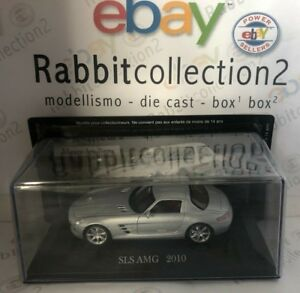 DIE-CAST-034-SLS-AMG-2010-034-MERCEDES-COLLECTION-SCALA-1-43-34