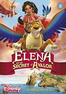 Elena-d-039-Avalor-2-Elena-et-le-secret-d-039-Avalor-DVD-NEUF