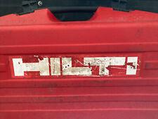 Hilti Dg150 150mm Concrete Grinder In Case