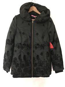 Jacket Size Coat Brown Puffer Olive Green Joe Women OwgtqTx