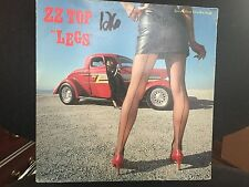 "ZZ TOP LEGS 12"" 1984 WARNER BROS 0-20207 DJ COPY"