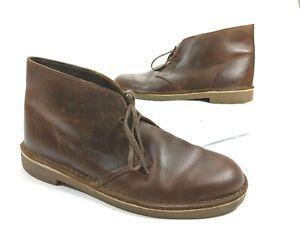 Clarks Men's Bushacre 2 Chukka desert Boots, Classic Ankle