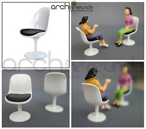 Details about 2 x model modern office chair model salon 1:30 track 1, high  quality- show original title
