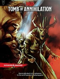 Dungeons and dragons campaign books