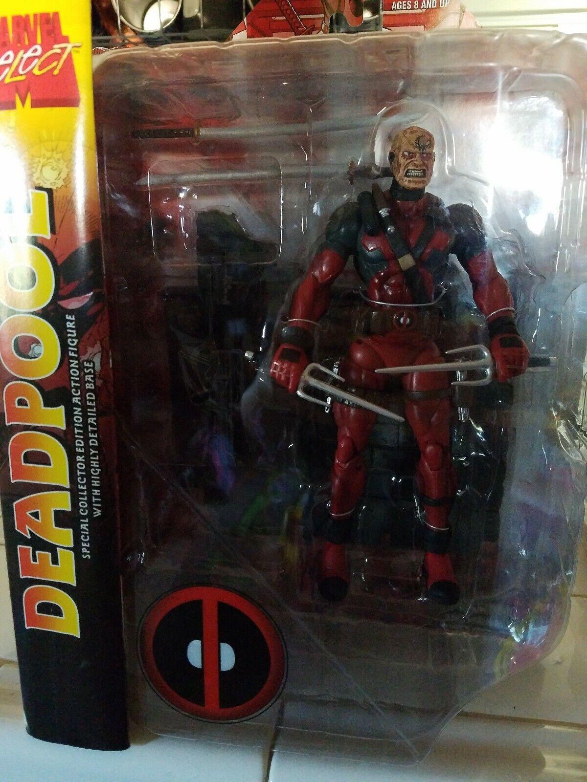 Marvel Diamond Select Deadpool nouveau  in box  abordable