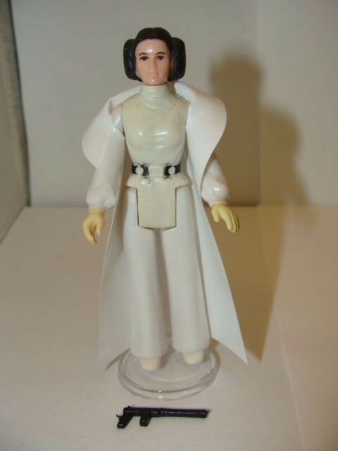 Princess Leia  Loose Complete C9 REPRO REPRO REPRO Weapon   Star Wars  Vintage LP 8f96a9