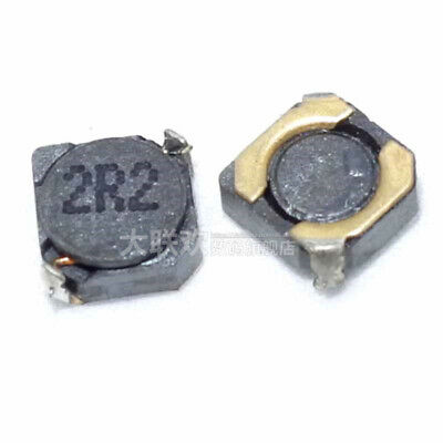 10PCS CD74R 4.7uH 4R7 7.4x7.4x4mm Shielded Inductor SMD Power Inductors
