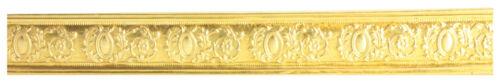 Brass Brass Decorative Band Ribbon Brass Band