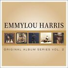 Original Album Series, Vol. 2 [Slipcase] by Emmylou Harris (CD, Sep-2013, 5 Discs, Warner Bros.)