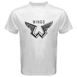 Image Is Loading New Paul Mccartney Wings Logo The Beatles Men