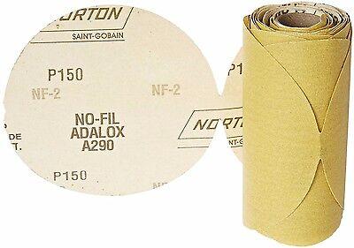 Norton Stick and Sand Abrasive Disc with Pressure-Sensitive Adhesive M4591-1*K