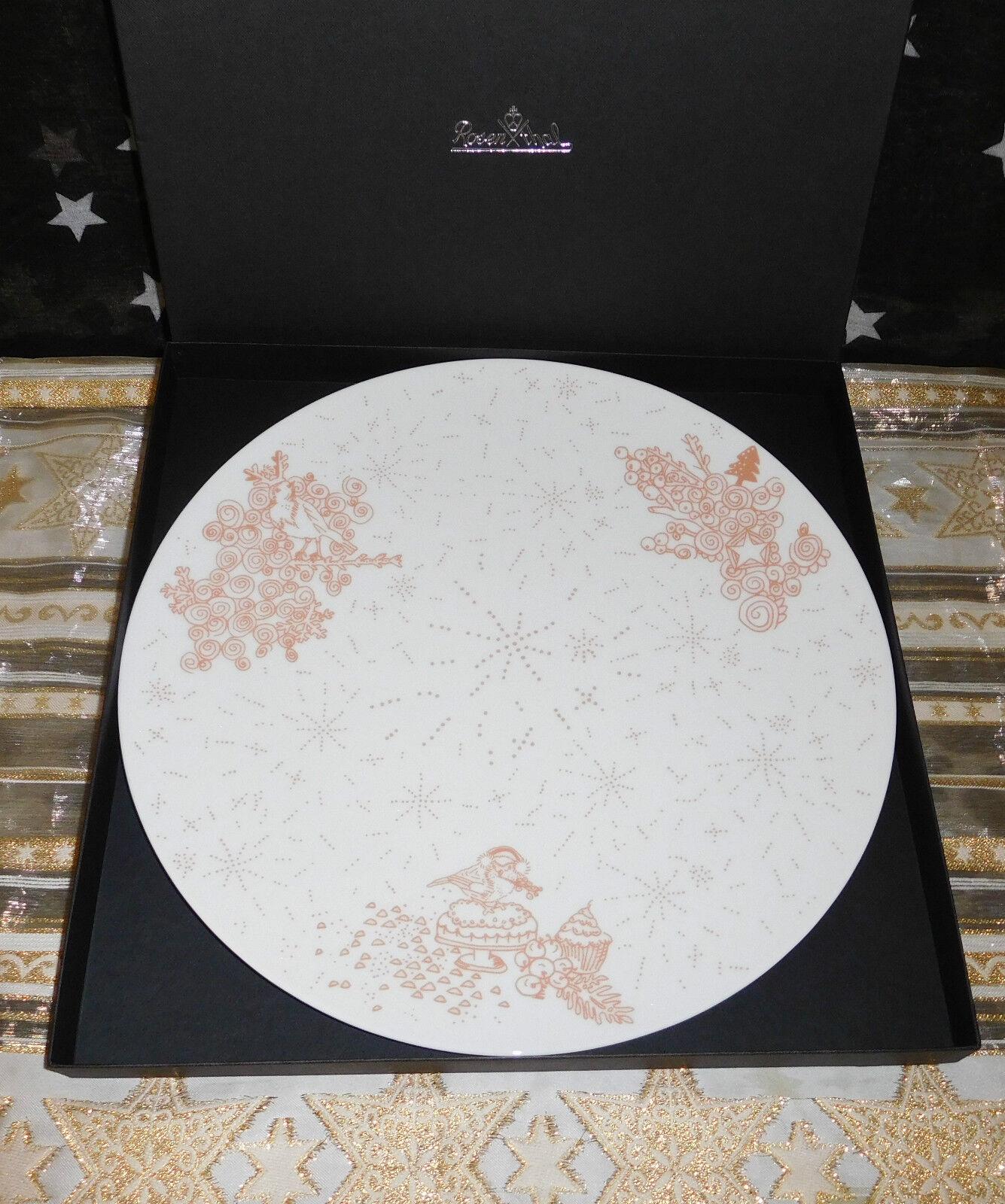 Rosanthal studio-line studio-line studio-line Tac Gropius New Gold 2 x Platzteller 33 cm NEU &Ovp 1.Wahl 23cc80