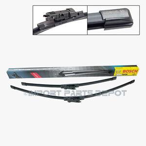 Details About Mercedes Benz Windshield Wiper Blades Blade Set Bosch Oem 2510845 New