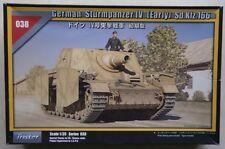 Tristar 1/35 35038 STURMPANZER IV EARLY Sd.Kfz.166