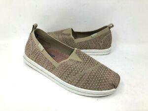 LONG STRETCH Shoes Tan/Pnk #34427 e15d