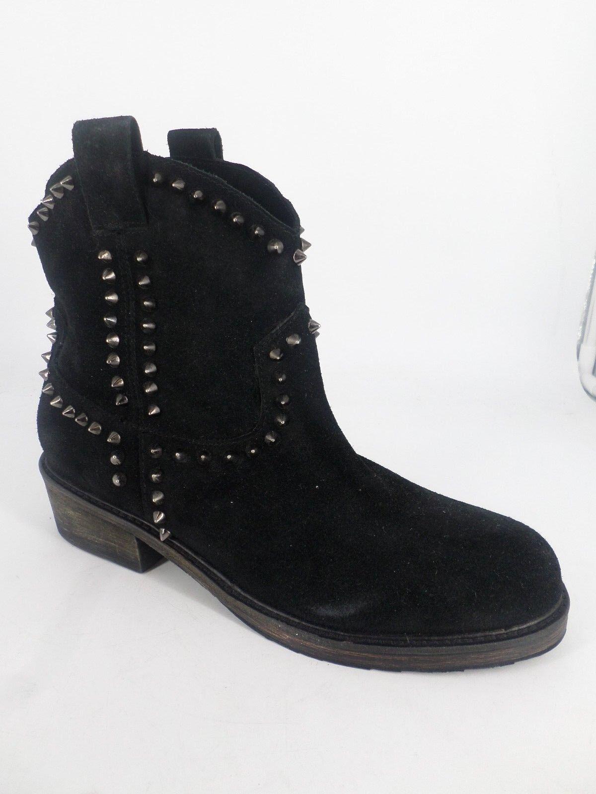 Kurt Geiger Virginia Tachonado botas Negro Rrp  Reino Unido 7 UE 40 LN41 69